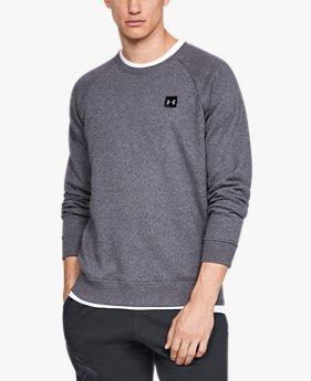 Celana Pendek UA Rival Fleece Logo untuk Pria