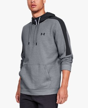Men's UA Microthread Fleece ½-Zip