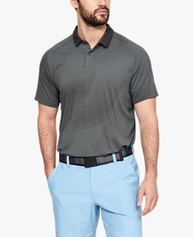 Men's UA Iso-Chill Drop Zone Polo