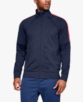 남성 UAS 트리콧 트랙 재킷