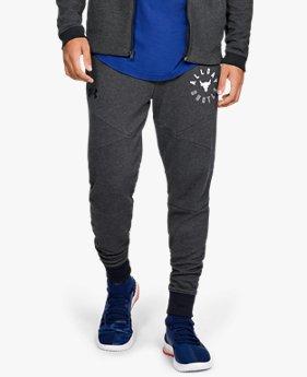 Men's UA x Project Rock Double Knit Joggers
