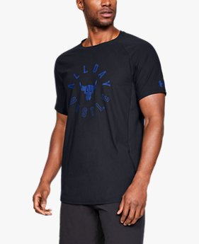 Men's UA x Project Rock Vanish Short Sleeve