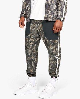 Men's UAS Windsuit Pants Printed