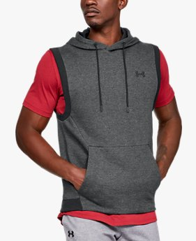 Sudadera sin Mangas UA Unstoppable Double Knit para Hombre