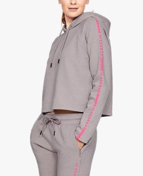 Women's UA Microthread Fleece Hoodie
