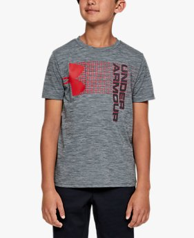 Boys' UA Crossfade T-Shirt