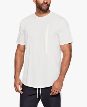 Camiseta UA Pursuit Wordmark Core Masculina