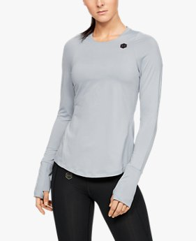 Women's UA RUSH™ Long Sleeve