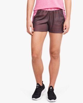 Women's UA Play Up 2.0 Shorts Inside Out Mesh