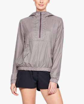 Women's UA Windbreaker Anorak