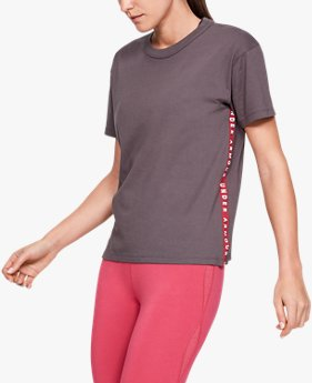 Women's UA Tape Girlfriend Crew