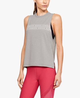 Women's UA Graphic WM Muscle Tank