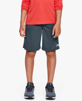 Boys' UA Prototype Wordmark Shorts