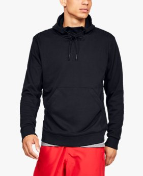 Men's UA Be Seen Logo Hoodie