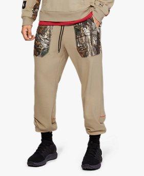 Men's UA Be Seen Camo Block Sweatpants