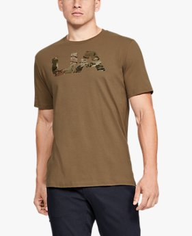 Men's UA Camo Fill T-Shirt