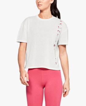 Women's UA Mesh Around Short Sleeve