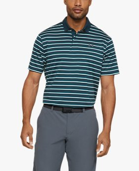 Men's UA Performance Polo Textured Stripe