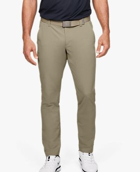 Pantalones UA Match Play Tapered para Hombre