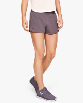 Women's UA Mesh Around Shorts