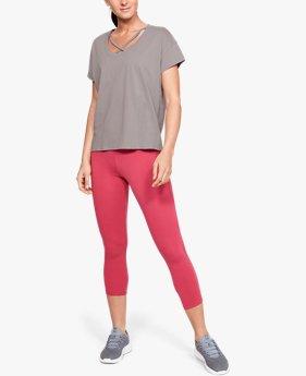 Women's UA Unstoppable Fashion Graphic Short-Sleeve