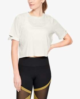 Women's UA Misty Short Sleeve