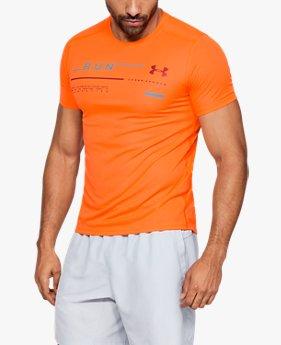 UAミルテック ラン グラフィック Tシャツ(ランニング/Tシャツ/MEN)