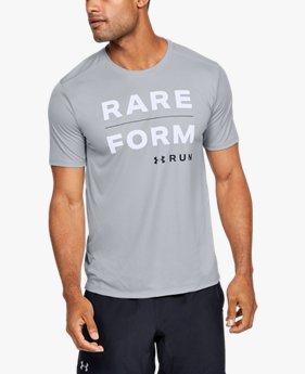 Kaos UA Rare Form Graphic untuk Pria