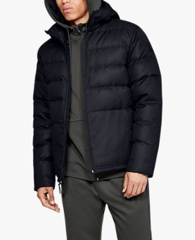 Herenjack UA Sportstyle Down Hooded