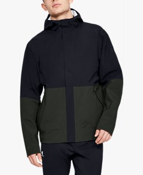 UAアンストッパブル レイン コート(トレーニング/ジャケット/MEN)