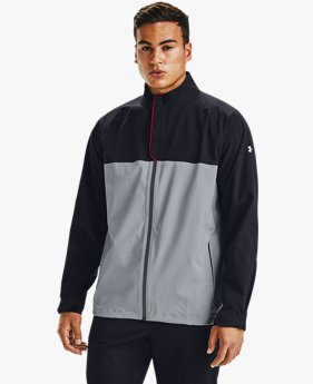 Men's UA Golf Rain Jacket