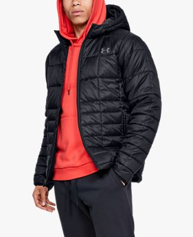 Giacca UA Armour Insulated Hooded da uomo