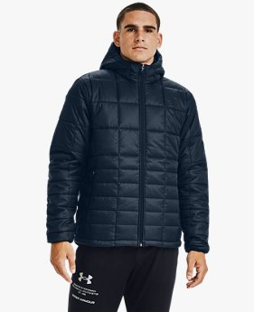 Chaqueta UA Armour Insulated Hooded para Hombre