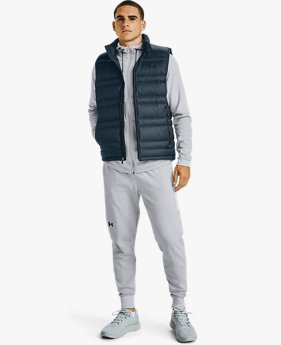 Herenbodywarmer UA Armour Down
