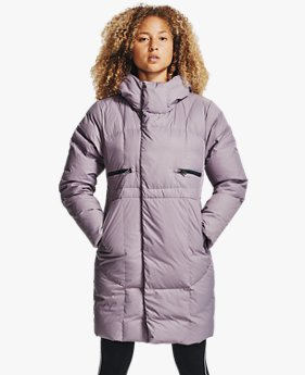 Parka UA Armour Down da donna