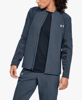 여성 UA Storm 론치 링크드 업 재킷