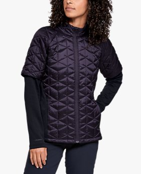 Women's ColdGear® Reactor Golf Hybrid Jacket