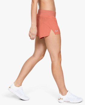 Shorts UA Launch SW ''Go All Day'' para Mujer
