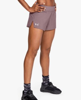 Women's UA Launch SW ''Go All Day'' Shorts