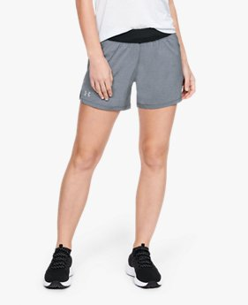 "Shorts UA Launch SW ""Go Long"" para Mujer"
