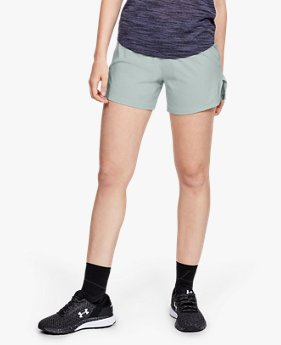 Women's UA Launch SW ''Go Long'' Shorts