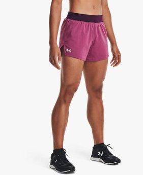 Women's UA Launch SW ''Go Long'' Shorts