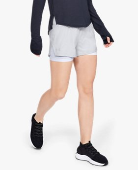 Women's UA Launch SW 2-in-1 Shorts