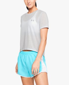 Women's UA Streaker 2.0 Mesh Short Sleeve
