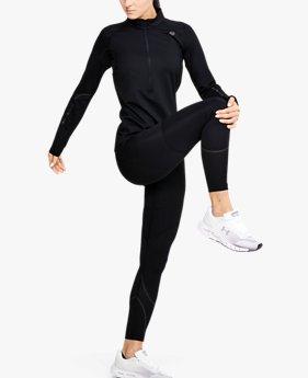 Mallas UA RUSH™ ColdGear® Run para Mujer