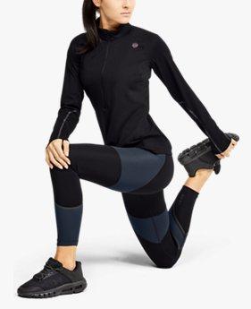 Women's UA RUSH™ ColdGear® Run Tights