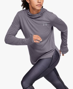 Women's UA Streaker 2.0 Long-Sleeve Hoodie