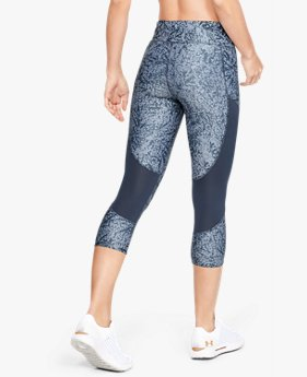 Women's UA Speed Stride Printed Capri