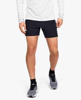 Men's UA Speedpocket Linerless 18 cm Shorts