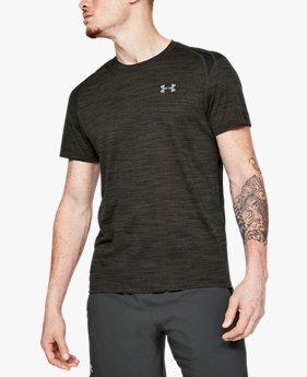 Men's UA Streaker 2.0 Time Lapse Short Sleeve
